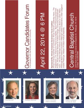 Governor Candidates Forum